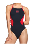 ACAC Female Crossback Suit w/Logo