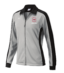ACAC Grey/Black Warm-Up Jacket w/Logo