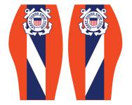 Coast Guard Male Custom Jammer / Max Resist