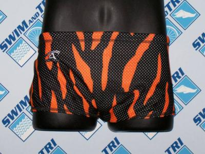 Tiger Mesh Drag Suit