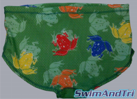 Rainforest Frogs Drag Suit