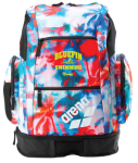 Carrollton Bluefins Red Palms Backpack