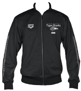 Dekalb Adult Warmup Jacket-Black