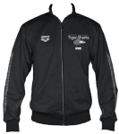 Dekalb Adult Warmup Jacket-Black