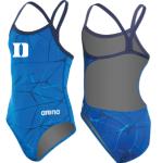 Duke Diving Female Openback Skimpy Strap Team Suit