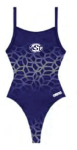 Winchester Female Team Suit thin strap w/logo