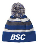 BSC Pom Beanie w/Logo