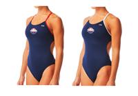 BSL Female Cutout Suit w/Logo