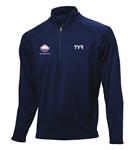 BSL TYR Quarter Zip Pullover w/Logo