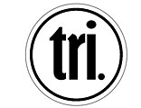 Tri. Sticker