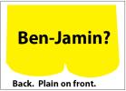 Completely Custom Drag/Ben-Jamin