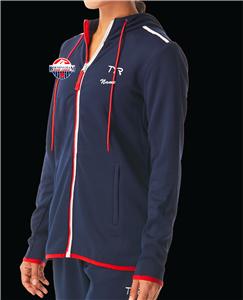Birmingham Swim League Jacket w/Logo