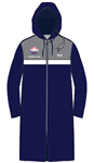Birmingham Swim League Parka w/logo