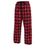 OHS Plaid Flannel Pants - Red/Black