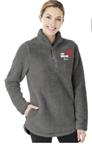 CCA Marlins Sherpa Quarter Zip w/Logo