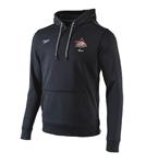 CCA Marlins Unisex Fleece Hooded Sweatshirt w/Logo