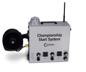 Championship Start System with Wired Mic