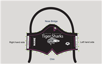 DAQ Custom Tie-Back Mask