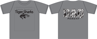 DAQ Parents Crew Neck Shirt, Sport Grey