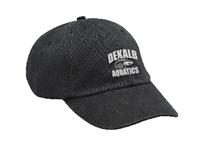 DeKalb Aquatics Baseball Cap w/Logo