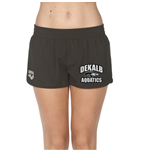 DeKalb Aquatics Female Short w/Logo