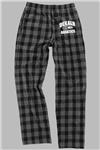 DeKalb Aquatics Flannel Pant w/Logo