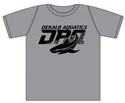 DeKalb Aquatics Grey Team Shirt
