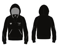 DeKalb Aquatics Lace Up Hoodie w/Logo