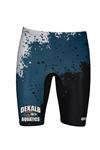 DeKalb Aquatics Printed Jammer w/Logo