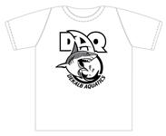 DeKalb Aquatics White Team T-Shirt