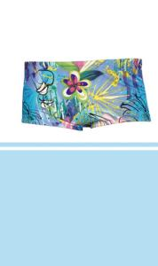 Dolfin Uglies Watercolors Baggie