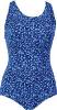 Blue Flora - Fitness Suit
