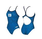 """Duke Diving Female """"Modest Back"""" Suit"""