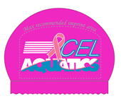 1x Latex Excel Breast Cancer Caps