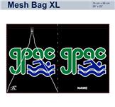 GPAC Sublimated Mesh Bag