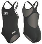 GPAC Thick Strap Female Suit w/ Logo