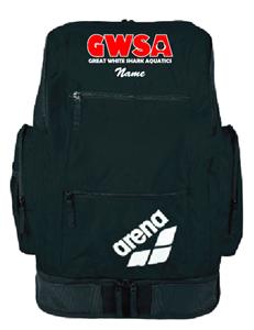 GWSA Team Arena Backpack w/Logo