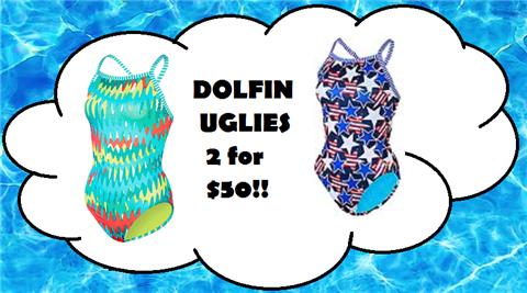 Grab Bag Dolfin Uglies 2 for $50