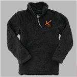H2Okie Sherpa Quarter Zip w/Logo