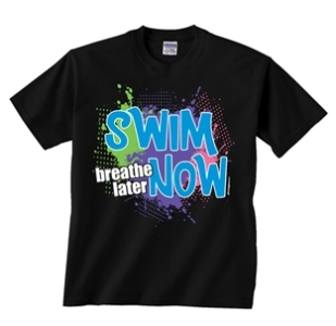 Swim Now Breathe Later