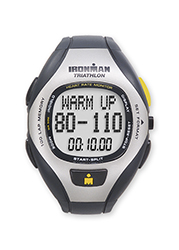 Ironman Triathlon Heartrate monitor