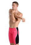 Red LZR Pure Intent High Waist Jammer