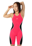 Red LZR Pure Intent Open Back Kneeskin