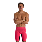 Red LZR Pure Valor High Waist Jammer