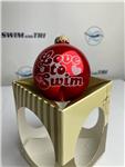 Love To Swim Ornament