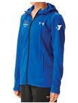 MTYS Podium Warm-Up Jacket w/Logo