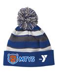 MTYS Pom Beanie w/Logo