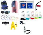 MTYS Senior Orange and Senior Blue Equipment Bundle