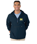 Makos Rain Pullover w/Logo