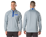 McCallie/GPS Quarter Zip w/Logo